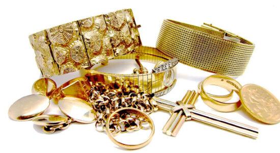 18ct Gold Jewellery