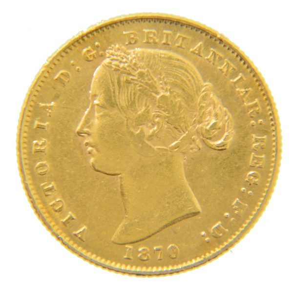 Australia Sovereign 1870