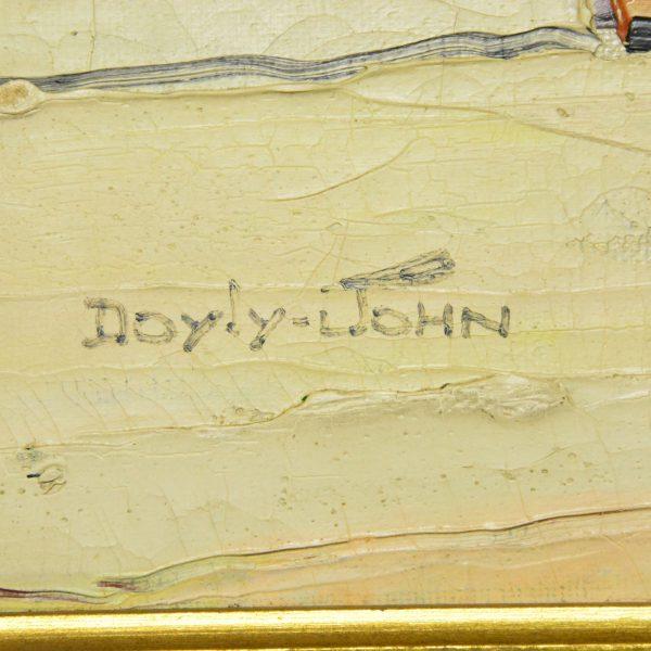 D'Oyly-John Village Cagnes Signature