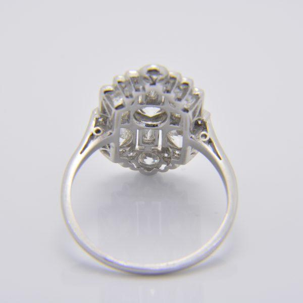 1930s art deco diamond ring