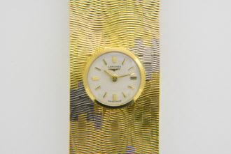 Longines wristwatch by Roy King