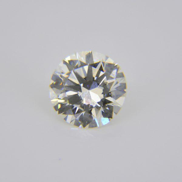 1.76ct J colour, VVS clarity, round brilliant diamond