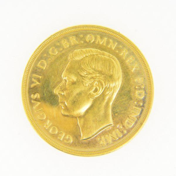 1937 £2 obverse