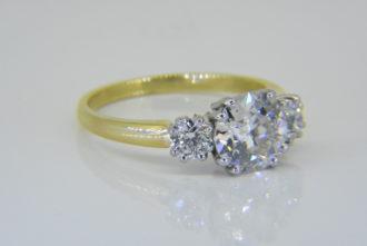 4ct Diamond ring