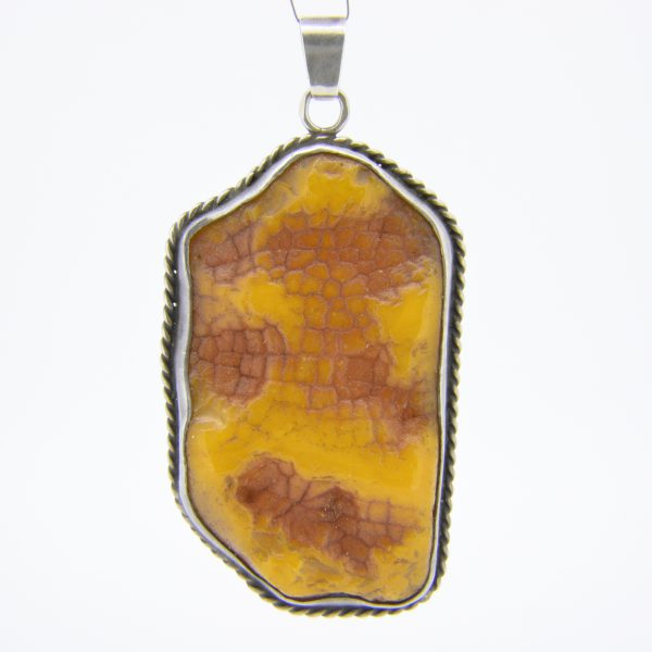 Natural Baltic amber pendant 44gms