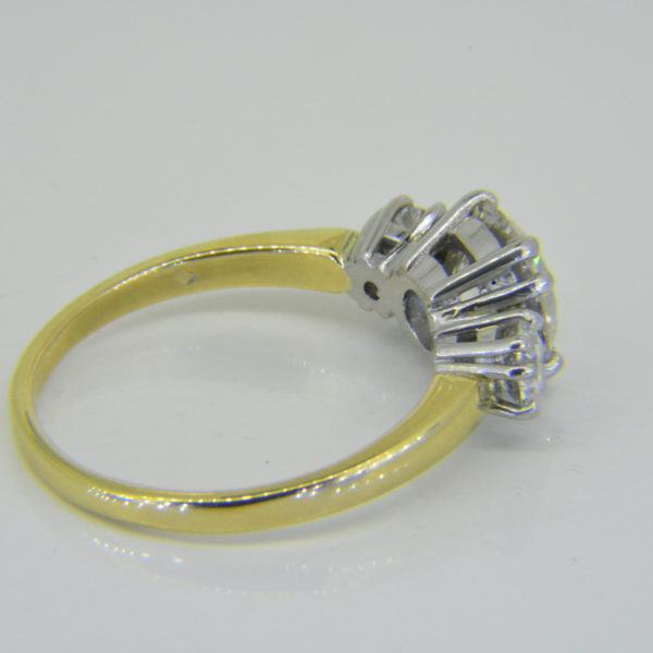 4ct Diamond ring