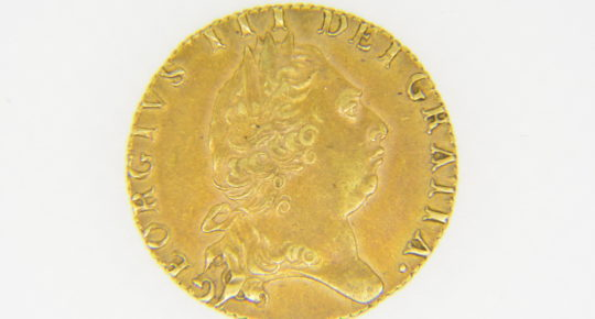 George III Guinea 1795