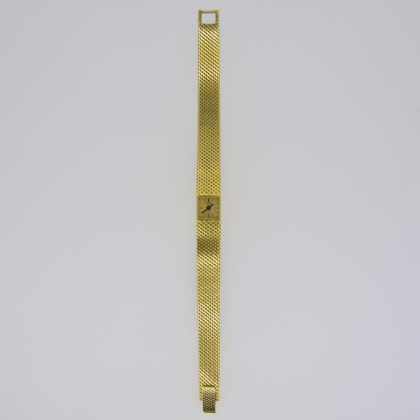 Piaget, ladys 18ct gold wristwatch