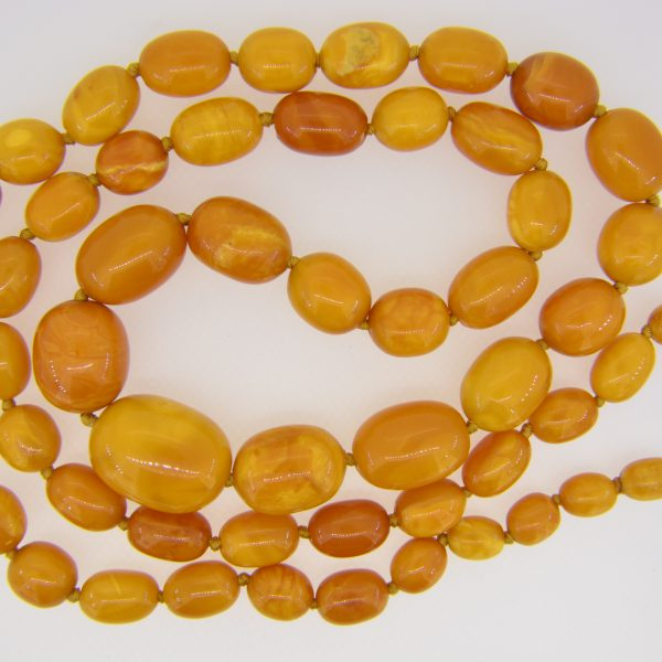 natural baltic amber bead
