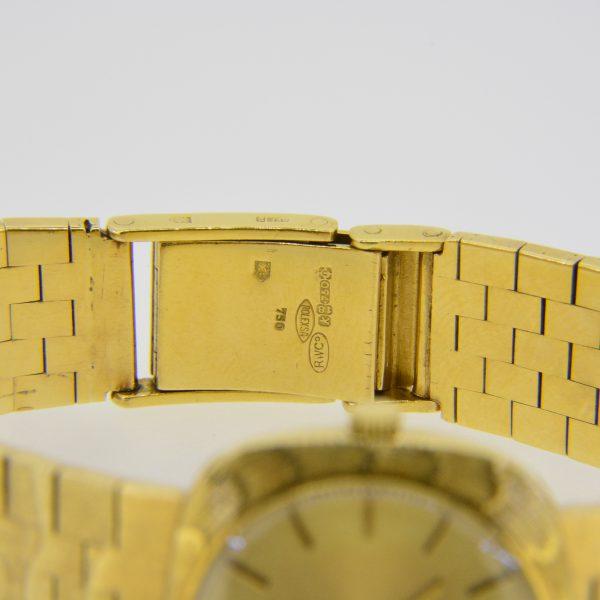 Rolex, lady's 18ct gold wristwatch