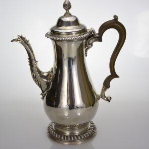 George III Coffee pot George III Coffee pot