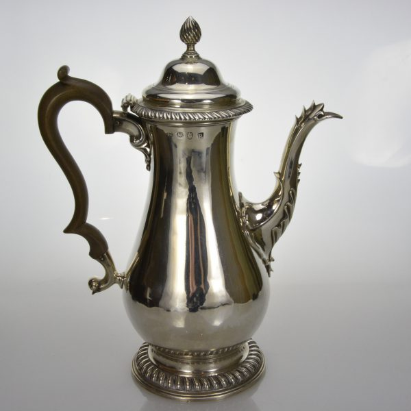George III Coffee pot