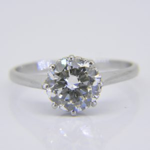 2ct Diamond solitaire