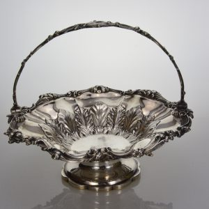 William IV cake basket