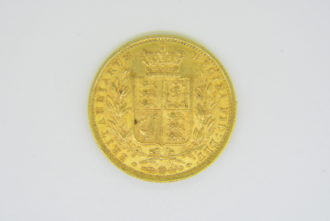 Sovereign 1854