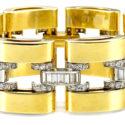 Diamond Tank Bracelet 11250