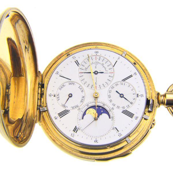 Patek Philippe perpetual calendar watch