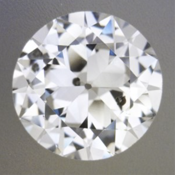 1.35ct, round G colour, VS1 clarity