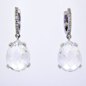 topaz-diamond-drop-earring