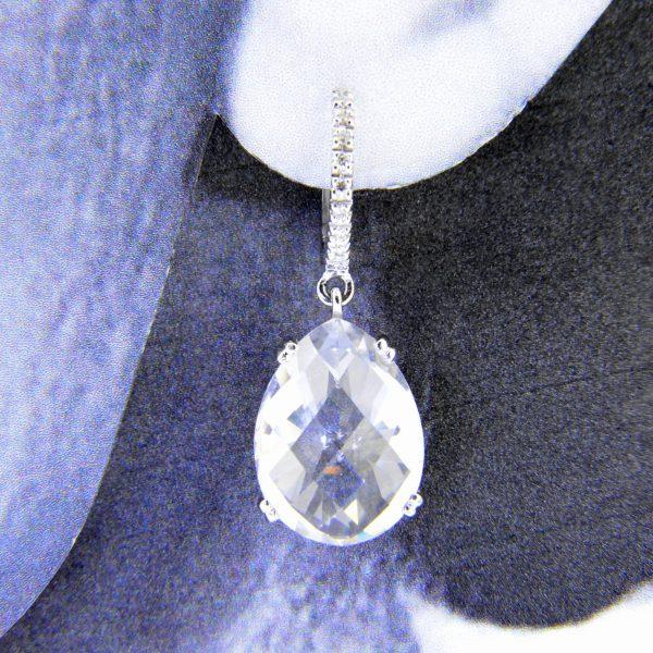 topaz-diamond-drop-earring