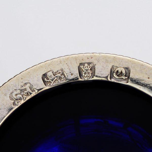 cream pail Francis Spillsbury II London 1771 hallmark