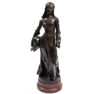 joan of arc bronze