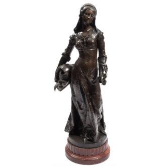 joan of arc bronze