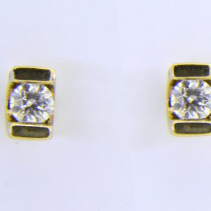 quarter carat diamond studs