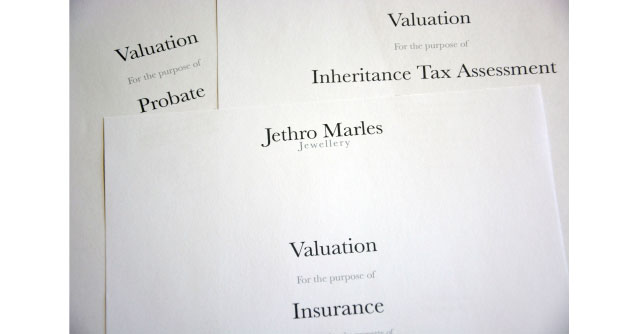 Valuation Documents