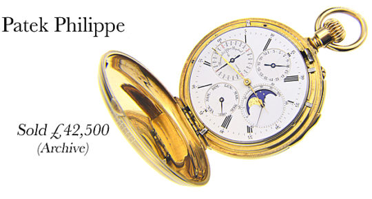 Patek Phillippe Pocket Watch