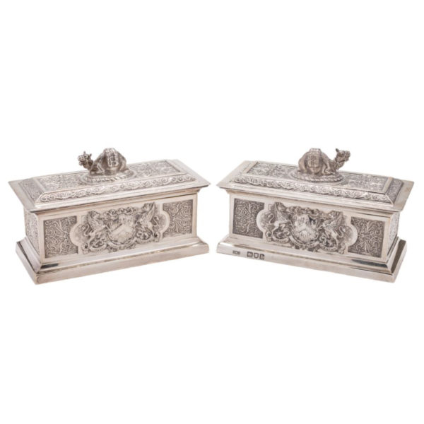worshipful company of grocers boxes